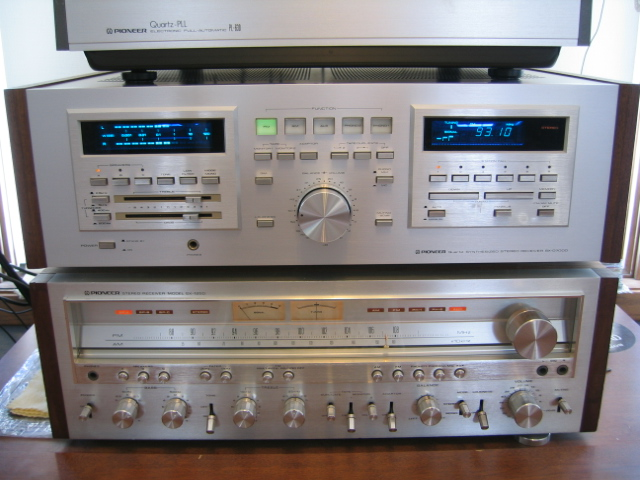 Pioneer Home Stereo Systems - Pair Of Pioneer S P240 Stereo