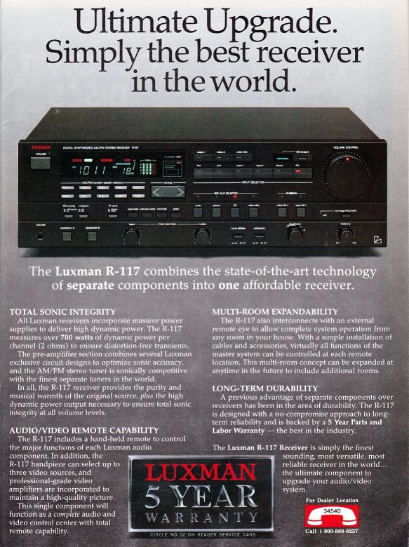 How can 30-year-old receivers sound better than new ones? | Page 4